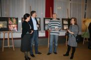 """Wernisaż wystawy poplenerowej """"Męcikał 2013"""""""
