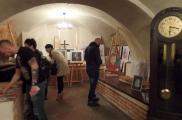 Wystawa prac Marty Aszyk oraz koncert DIX ASTRON i Fale Lambda