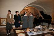 """Wystawa """"Mój Papież"""" prezentuje twórczość Magdaleny Wójtowicz"""