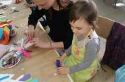 Tworzenie pajacyków z papieru