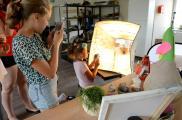 Przygoda z fotografią - Wakacje z Chojnickim Centrum Kultury