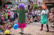 """XXVI Festiwal Sztuki Ulicznej """"Chojnicka Fiesta 2018"""""""