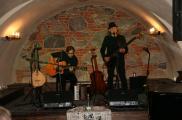 Akustyczny koncert duetu Kasprowicz-Marinczenko