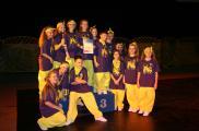 XV Ogólnopolski Turniej Tańca Nowoczesnego