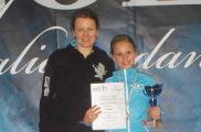 Monika Guentzel zdobyła tytuł mistrzyni Europy.