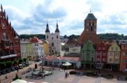 Stary Rynek w Chojnicach
