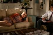 """Kadr z filmu """"U niej w domu"""""""