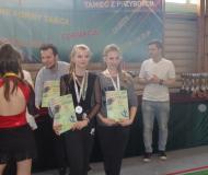 Świetne wyniki tancerek na festiwalu w Gdańsku
