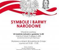"""Wystawa """"Symbole i barwy narodowe"""""""