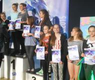 Wspaniałe wyniki tancerek na Pucharze Polski w Radzyminie
