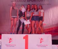 Tancerki z 9 tytułami mistrza Polski