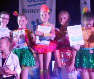 Sukcesy tancerek z zespołu Music Dance
