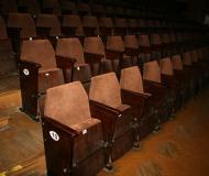 Fotele kinowe (segment składa się z 3 miejsc)