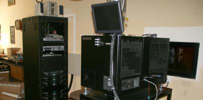Projektor cyfrowy Sony SRX-R515