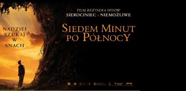 """DKF Film """"Siedem minut po północy"""""""